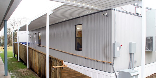 Building Modular temporary modular buildings - mobile office pros